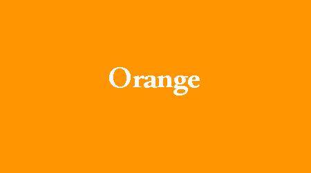 فرص عمل Orange